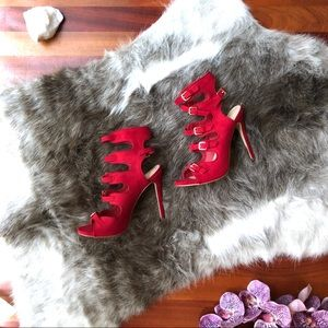 Shoedazzle Rosselyn heels 👠 - Sz 10 - NWOT